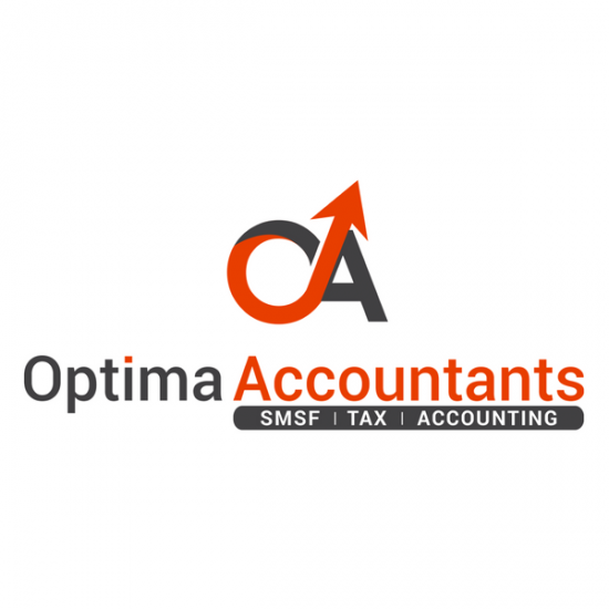 Optima Accountants Logo by TA Digital