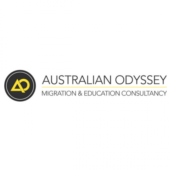 Australian Odyssey Logo – TA Digital