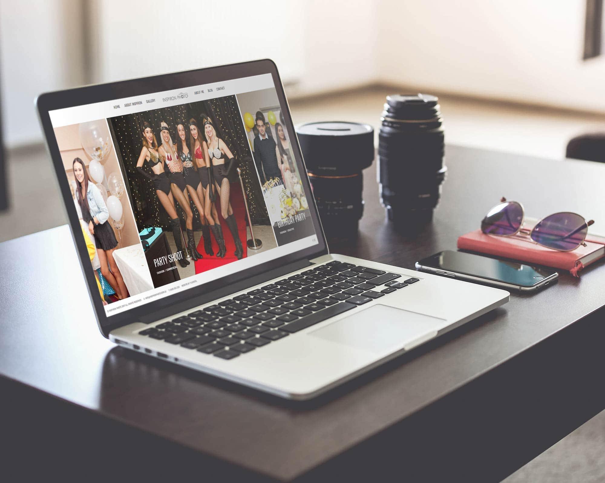 TA Digital Brisbane Website Design and Development – Insipron Photo
