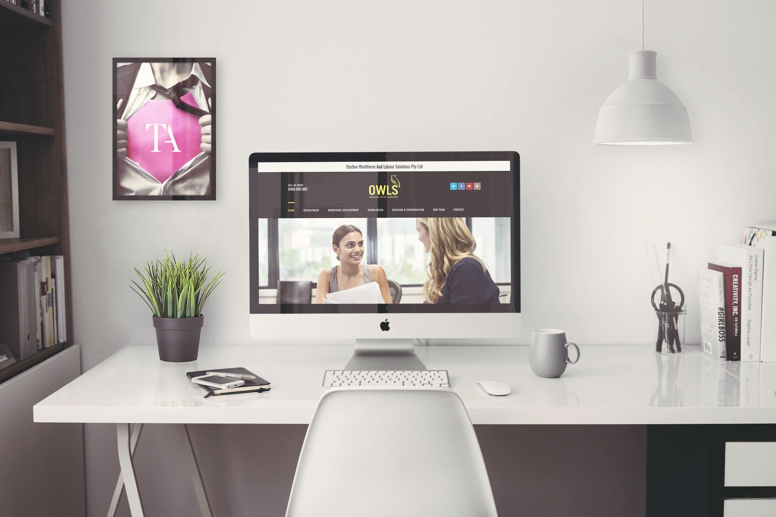 TA Digital Brisbane Website Design and Development – OWLS